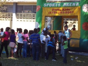 Outreach -KIT Jamaica